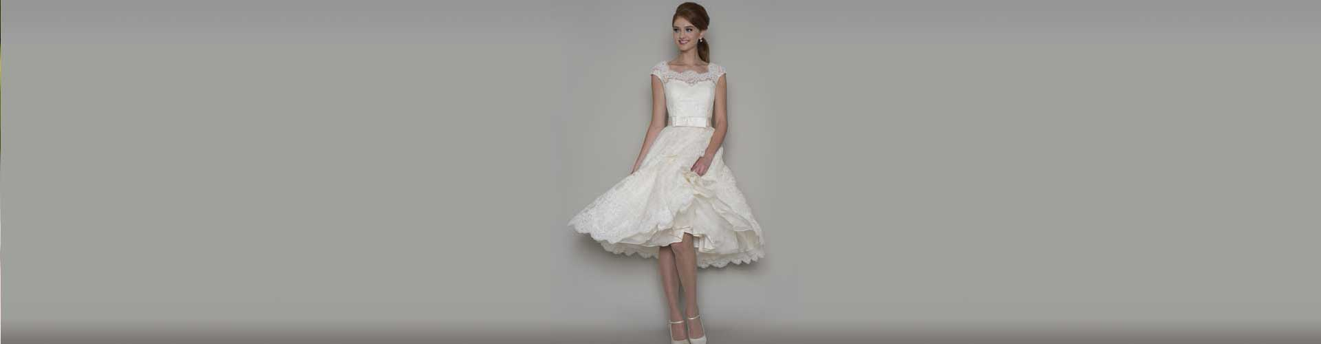 WEDDING DRESSES BY