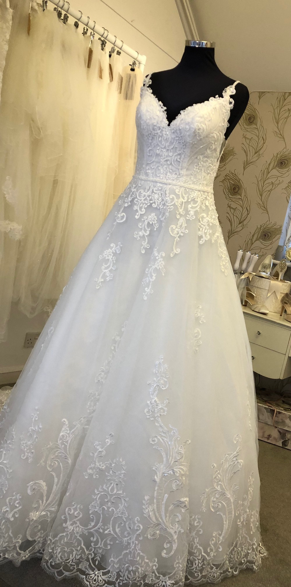 New Maggie Sottero Wedding Dress